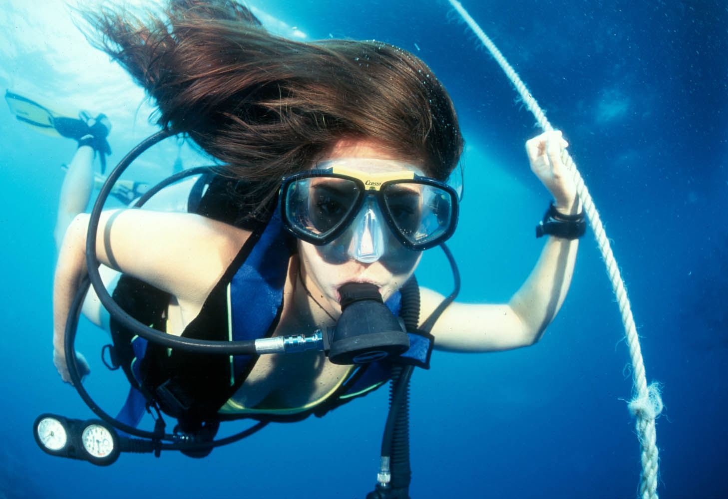 ullaflyTauchen am Grossen Barriere Riff, Australien.Diving the Great Barrier Reef, Australia.Photo: Mike Ball