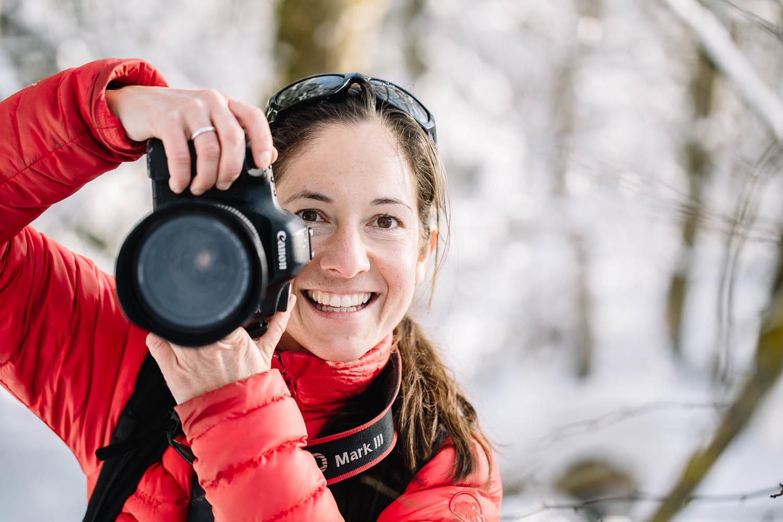 Film- und Fotojournalist Ulla Lohmann.Film- and Photojournalist Ulla Lohmann.Photo: Christoph Wesser