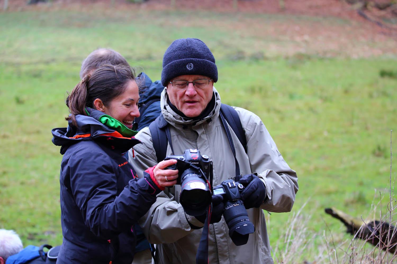 """G46A9800Workshop """"Tierfotografie"""", Norddeutsche Naturfototage, Waren an der Müritz, Deutschland.Workshop """"Photographing animals"""",Norddeutsche Naturfototage, Waren an der Müritz, Germany.Photo: Petra Selbertinger"""