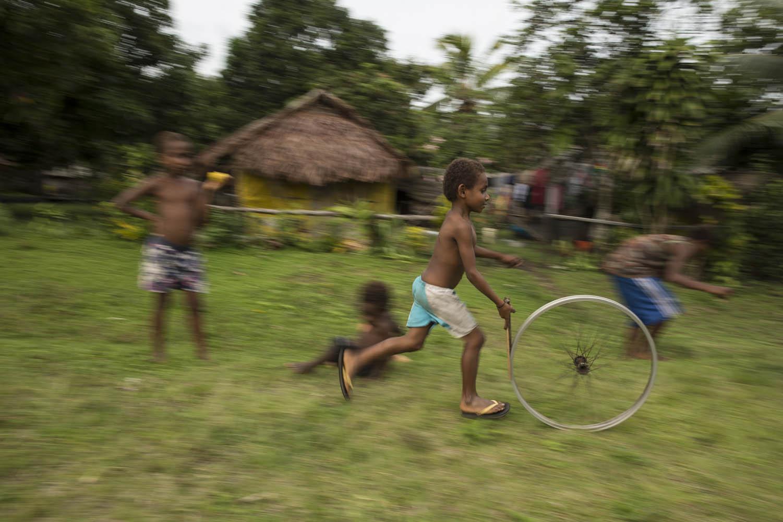 """141027_11435Workshop """"Dynamische Fotografie"""", Vanuatu.Workshop """"Dynamic pictures"""",Vanuatu."""